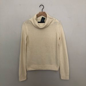 French Connection Ivoy Lambswool Sweater.